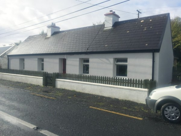 Detached single storey cottage built 1910